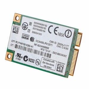 Image 5 - 2,4 GHz & 5,0 GHz 5300 533AN_MMW Wireless WLAN WiFi Mini PCIe Karte 802,11 n + 450Mbps Gerät Modul wiFi Link Karte