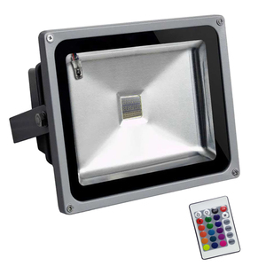 Waterproof Outdoor 50W RGB LED