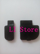 NEW USB/HDMI DC IN/VIDEO OUT Rubber Door Bottom Cover For NIKON D200 Digital Camera Repair Part