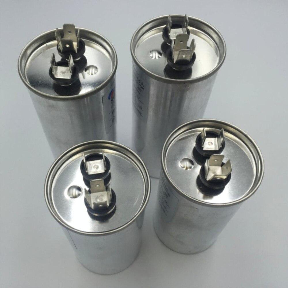 AC Motor Capacitor Air-Conditioner-Compressor-Start 50uf CBB65 450VAC 30uf 60uf 35uf