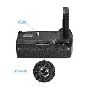 Image 5 - EN EL verticale 14 del supporto della presa della batteria alimentato a batteria con telecomando di IR per la macchina fotografica di Nikon D5300 D3300 D3200 D3100 DSLR