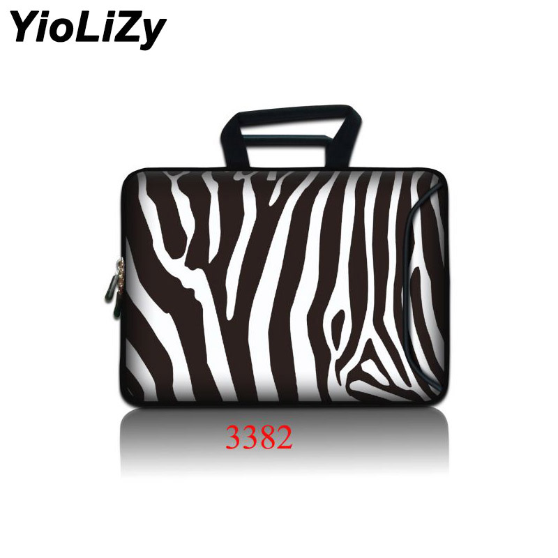 9.7 10.1 110.6 13.3 14.4 15.4 15.6 17.3 inch notebook Sleeve Smart Bag Laptop briefcase women Computer PC pouch Cover SBP-3382