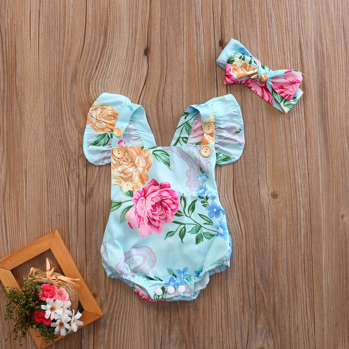 Summer-2017-Newborn-Infant-Baby-Girl-Floral-Button-Romper-Backcross-Jumpsuit-Clothes-Outfits-Sunsuit-Clothing-1