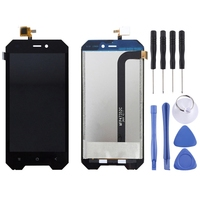 High Quality LCD Screen and Digitizer Full Assembly Lcd Replacement Glass For Blackview BV4000 Pro With Tool