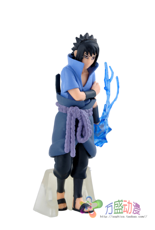 Action & Toy Figures 5 Piece 12cm Pvc Naruto Action Figure Sasuke Minato Kakashi Killer B Naruto Car Furnishing Articles Model Holiday Gifts Ornament