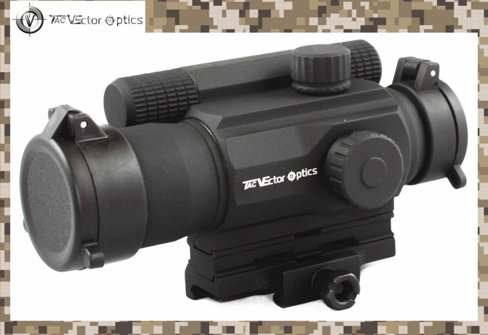Vector Optics 1x35 Tactical 4 Reticles Red Dot Scope 223 5.56 AR AK Weapon Reflex Sight with Weaver Mount Base Brand New Black канцелярия fancy creative набор цветной голографической бумаги a4 6 цв 6 л