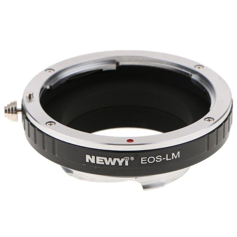 NEWYI адаптер для крепления объектива для Canon EOS EF объектив для Leica камера корпус TECHART LM EA7 объектив преобразователь камеры переходное кольцо-in Адаптер объектива from Бытовая электроника