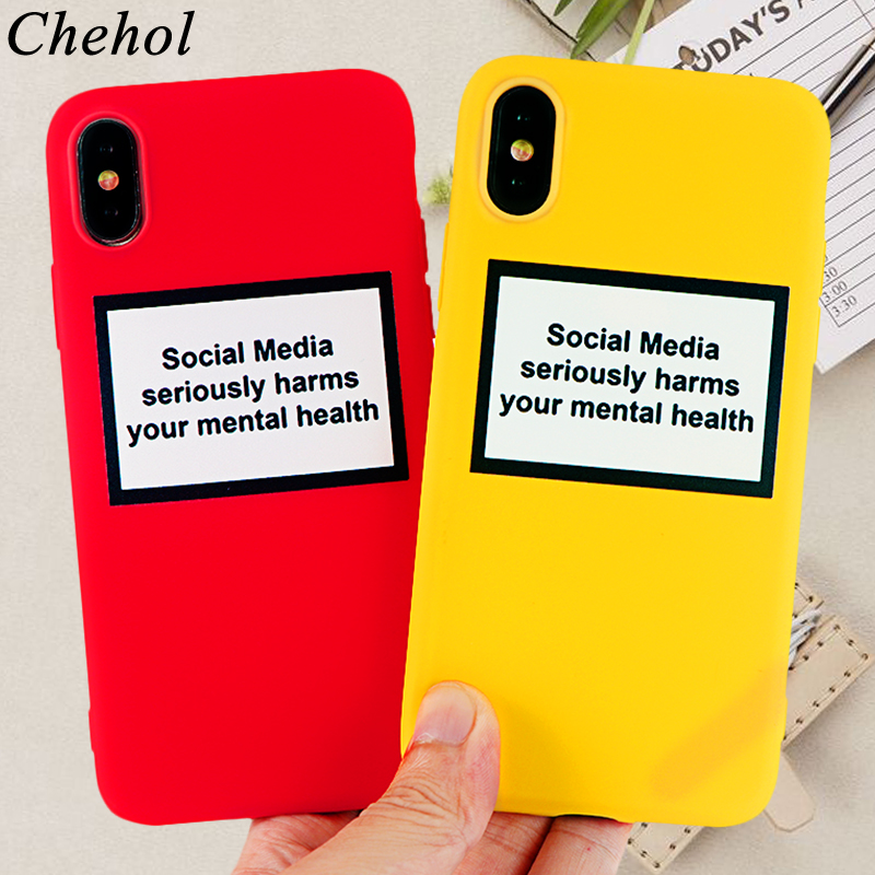 Fashion Mobile Phone Cases for iPhone X XS MAX XR 6 s 7 8 Plus Case Funny Letter Soft Silicone Fitted Back Cover Accessories in Fitted Cases from Cellphones Telecommunications