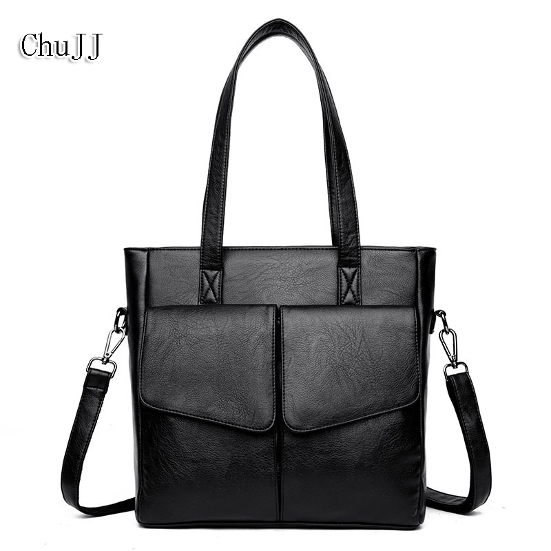 Chu JJ High Quality Women's Genuine Leather Handbags Shoulder CrossBody Bags Messenger Bag Big Size Women Bags Casual Tote аэрозольный распылитель модель chu chu train