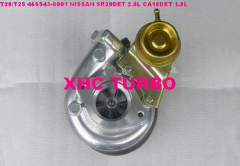 NEW T28 466543 14411-75F00 Turbocharger Turbo for NISSAN Silvia,Bluebird,Auster,Pulsar,Avenir,Liberty,CA18DET 1.8L SR20DET 2.0L image