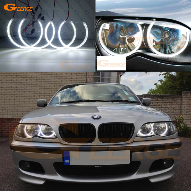 Bmw E46 Limousine Angel Eyes Bmw E46 Ccfl Ringe Angel Eyes