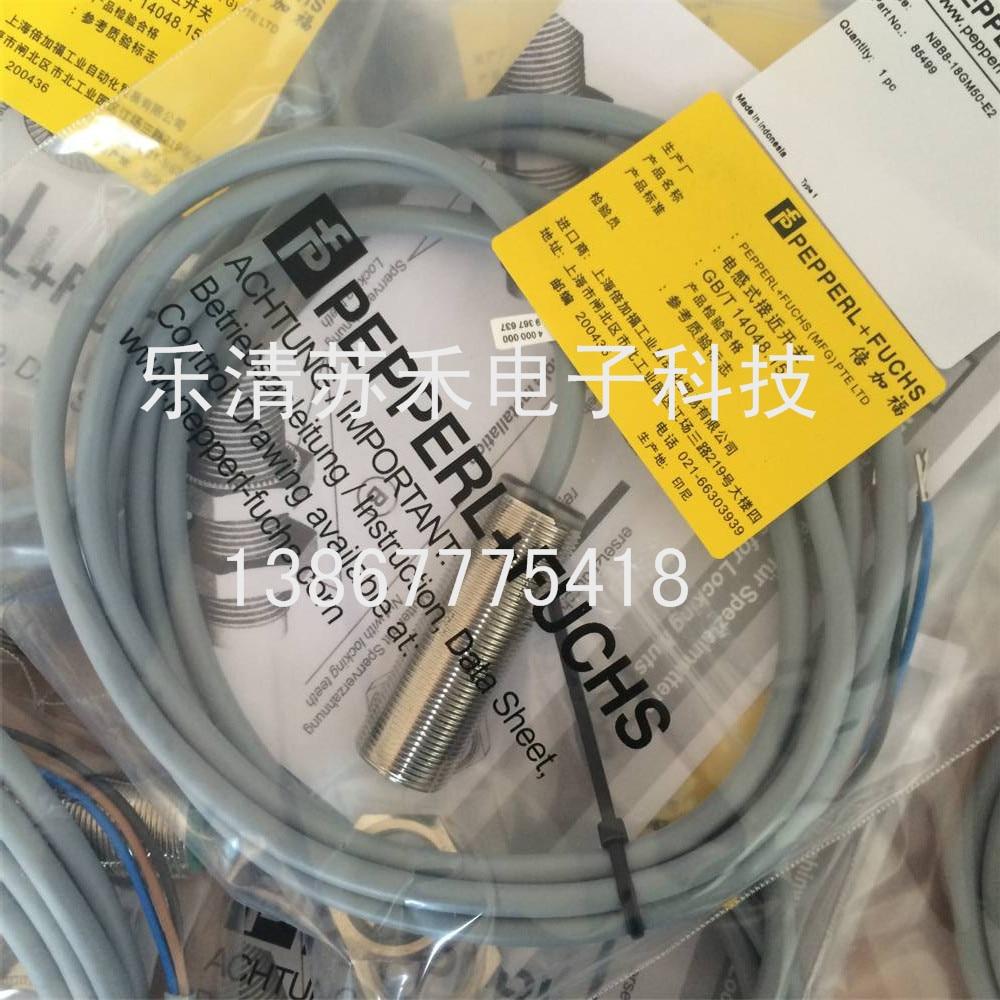 цена на hot sale proximity switch NBB8-18GM30-E2 PNP NO