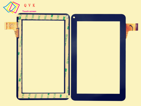 7 inch Touch Screen Digitizer Glass For Lexibook Tablet Master 2 Tablet PC free shipping