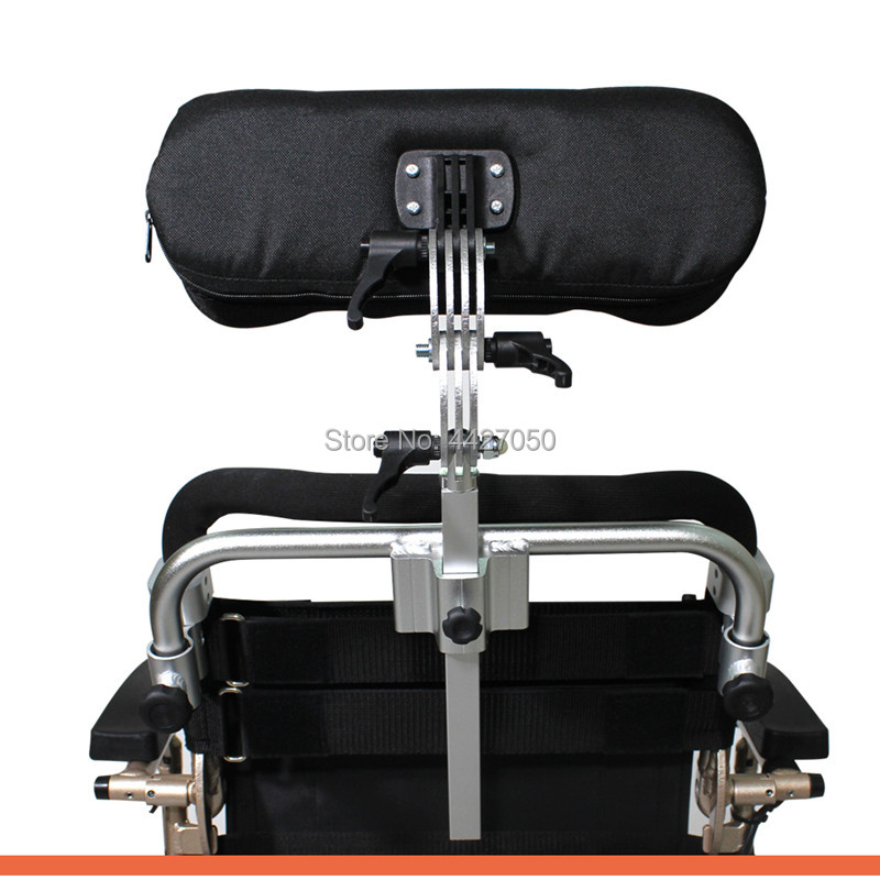 Comfortable best price good quality electric wheelchair pillow headrest