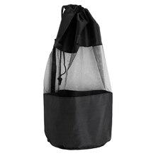 Sunnimix портативная маска для подводного плавания, подводного плавания, плавников, очки для подводного плавания, сетчатая сумка, рюкзак
