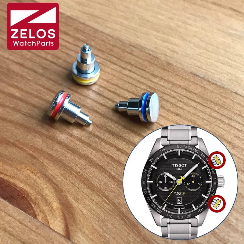 T100.427 Watch Pusher For Tissot T-Sport PRS516 Man Watch Push Button