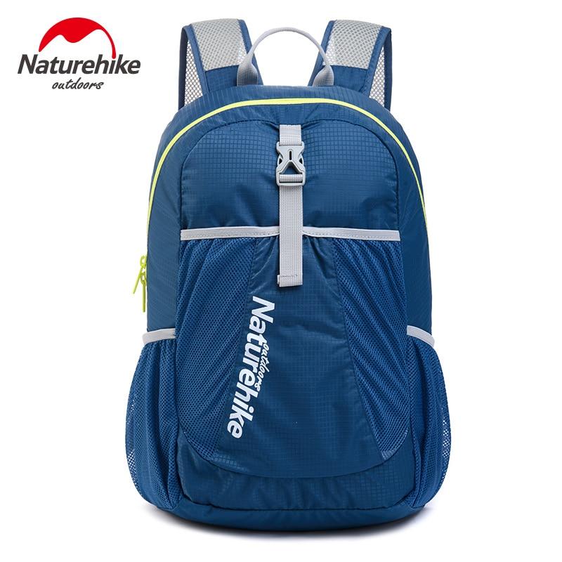 NatureHike Backpack Sport Men Travel Backpack Women Backpack Ultralight  Outdoor Leisure School Backpacks Bags 22L 631bde7475