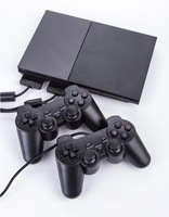 Dual Core PAP TV Game Console With Dual 2 4G Controller And 100 Built In