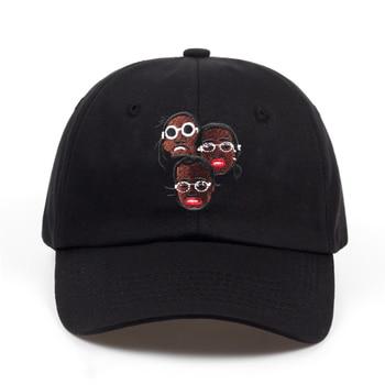 Casquette Baseball Hip Hop 100% Coton Rappeurs