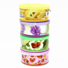 Car Toilet Home Air Freshener Solid Fragrances Scented Water Toilet Deodorization 4 various flavors Car styling