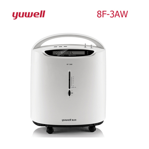 Image 1 - YUWELL8F 3AW 3L طبيّ درجة غربال جزيئي مُكثّف أوكسجين بروتابلي أكسجين بار مولد أكسجين مع منبه أكسجين آلة