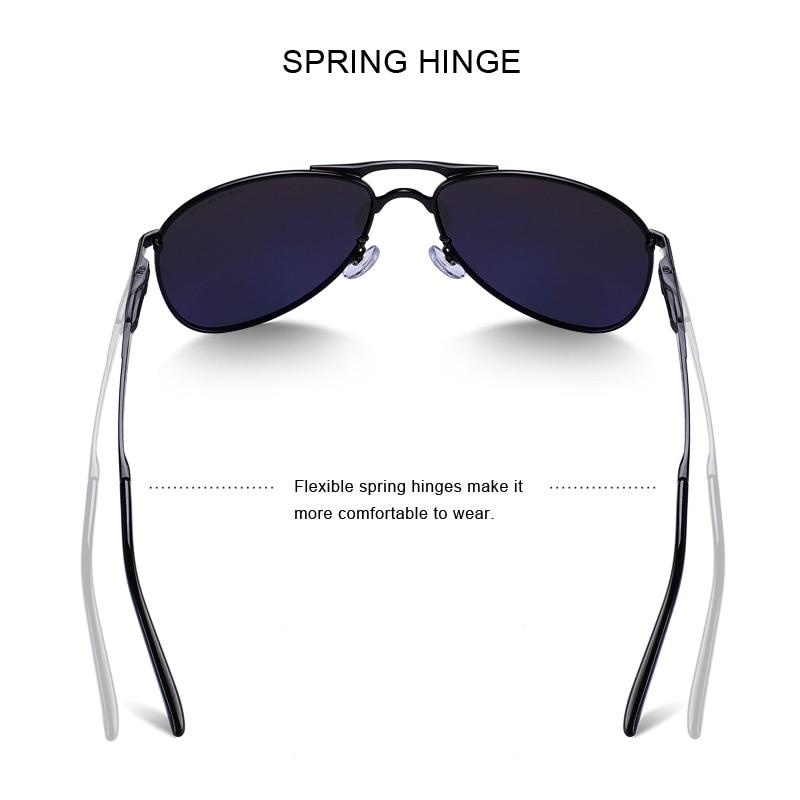 177ef8cb299a ... DESIGN Men Classic Pilot Sunglasses Mens HD Polarized Sun glasses For  Driving Luxury Shades UV400 Protection S 8712. 62% OFF. Previous. Next