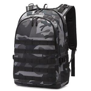 Image 2 - Военный тактический рюкзак, мужской, для активного отдыха, штурмовый рюкзак, для ноутбука 17 15,6, водонепроницаемый, армейский рюкзак