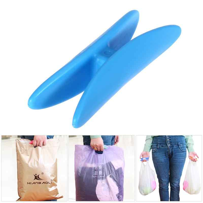 Silicone High Strength Multi Shopping Grocery Bag Holder Handle Carry Carrier Carry Bag Tools Household Kitchen Supplies