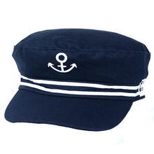 Kantai Collection Cosplay Destroyer Akatsuki Hibiki Cartoon Logo Sailor Hat Cap цена 2017