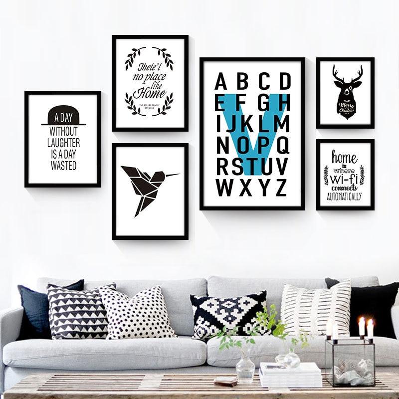 Minimalista veinticuatro AZ alfabeto básica escrito símbolo del ...