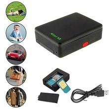 Mini Real Time Global Locator Car Kid Pet Tracker GSM/GPRS/GPS Tracking Device
