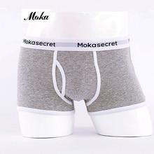 Breathable Boxer Men Underwear Cotton De Marca Para Hombre Cueca Calvn Boxer Shorts Sexy Panties Men Underwear Brand Underpants