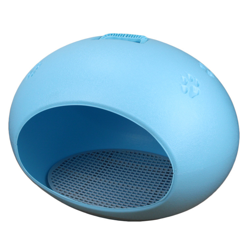 Egg-shaped cheap dog beds for sale large-capacity 10KG waterproof dog bed easy clean PP material easy handling