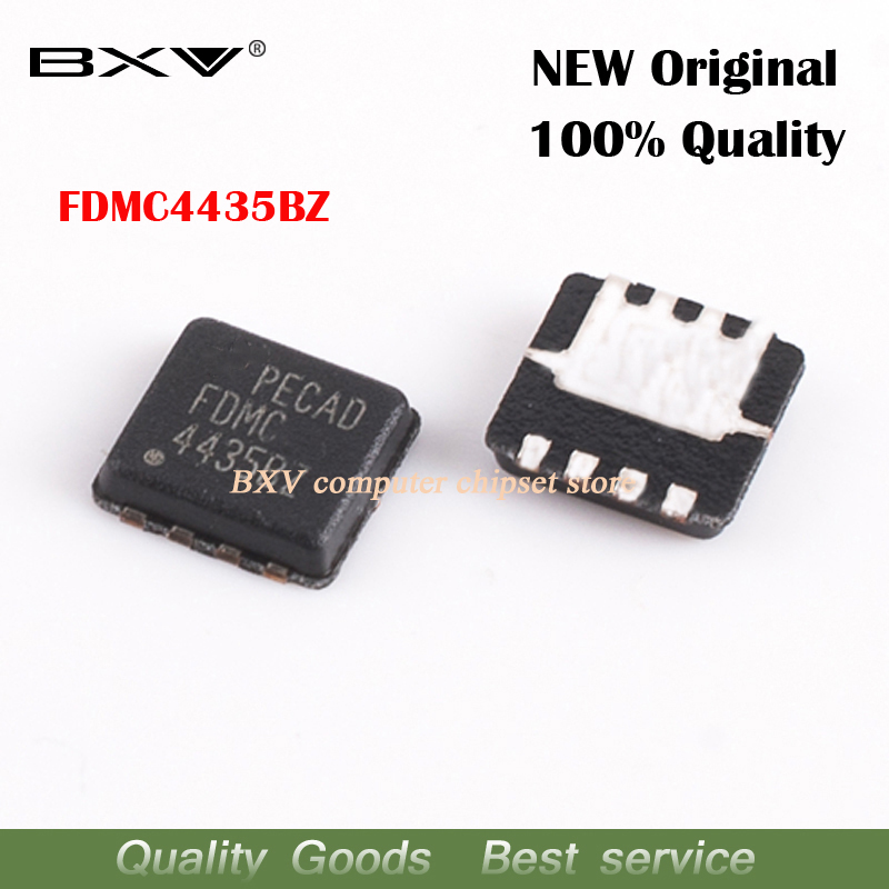 Free Shipping 5pcs FDMC4435BZ FDMC4435 4435BZ MOSFET QFN-8 Original Authentic