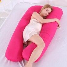 13 цветов u-образная Подушка для беременных Подушка постельные принадлежности Удобная подушка для всего тела Женская индивидуальная Подушка для беременных и кормящих