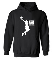 Lebron James 23 Cleveland Men Autumn Winter Long Sleeve O Neck Leisure Fleece Hoodies Sweatshirts Cavaliers
