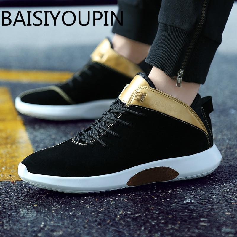 Nouveau Respirant Hommes Casual Chaussures Hommes Sneakers Mode Formateurs pour Hommes Appartements Casual Hommes Chaussures Tenis Masculino Adulto Mâle Chaussures
