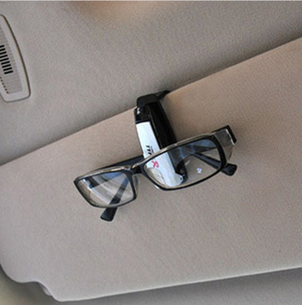 Multi-Purpose Glasses Clip Car Eyeglasses Frame Paper Clip Car Glasses Clip Men's Eye Glasses Frame Eyewear Accessories