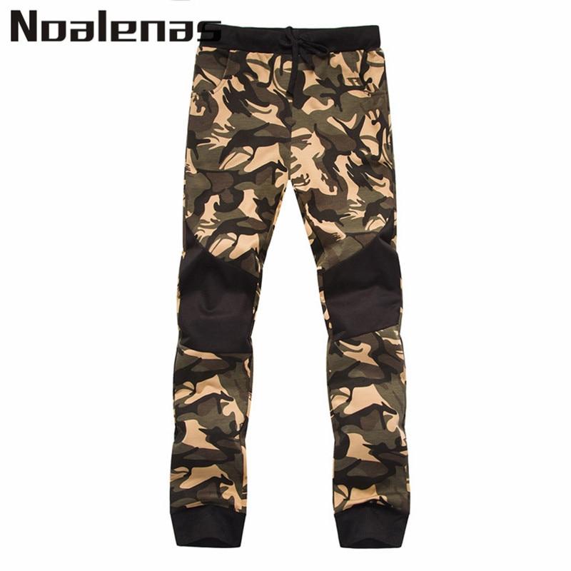 2018 New Men Cargo Pants Fashionable Multi-Pocket Mens Camouflage Trousers Men Casual Long Pant Bottoms Cotton