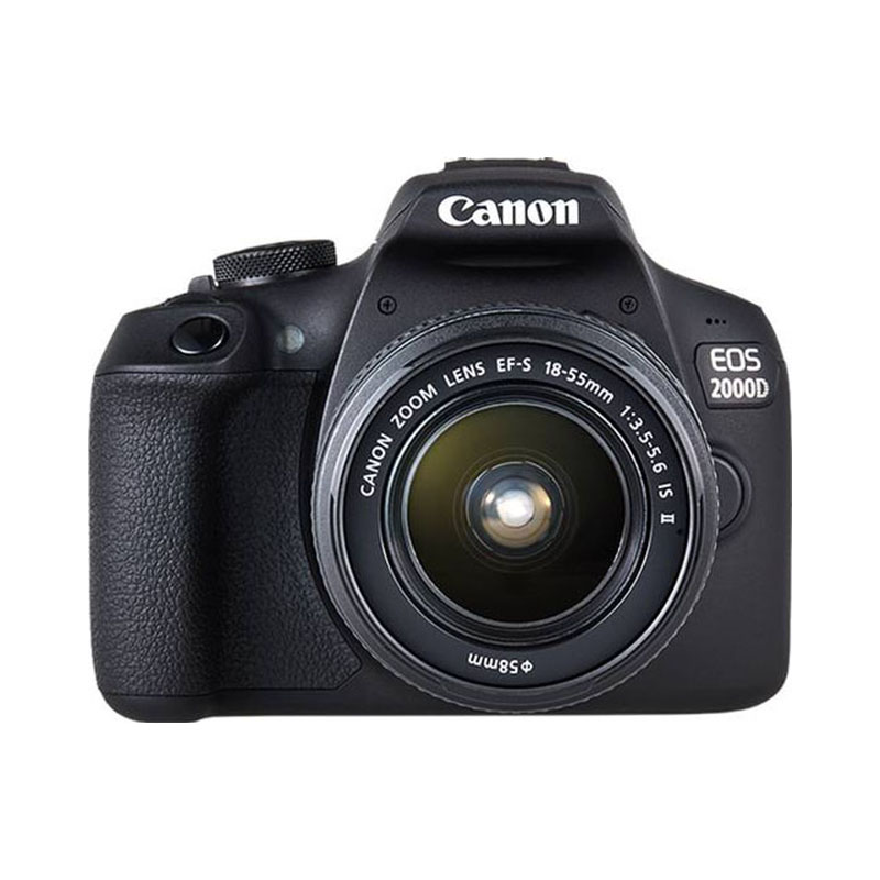 DSLR Camera Canon EOS 2000D