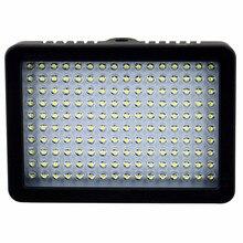 Светодиодный Studio видео съемки освещения для Canon для NIKON для SONY цифровая видеокамера свет лампы Камера 12 Вт 1280LM