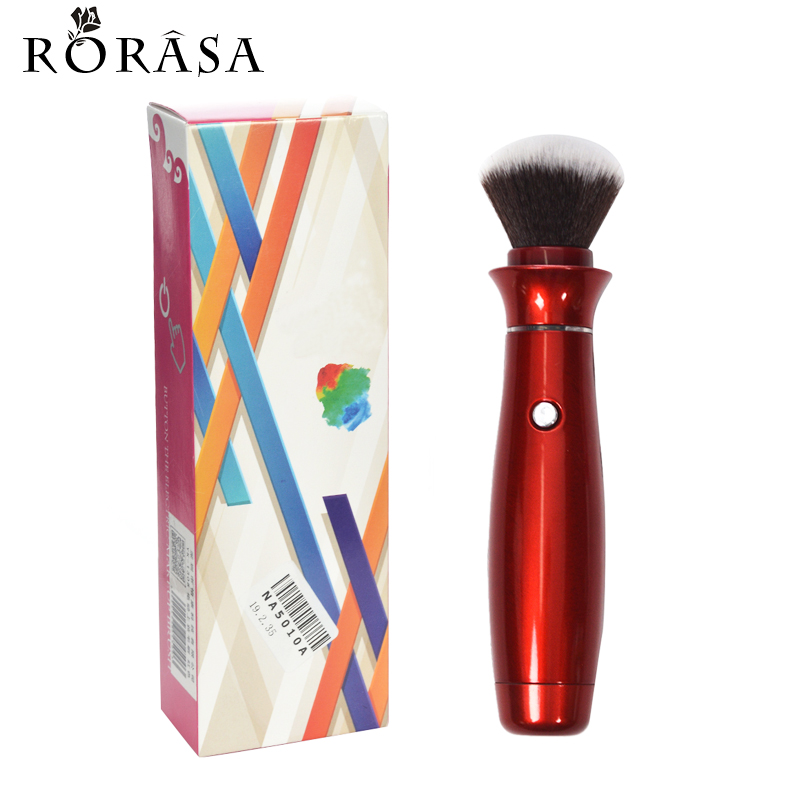 Face Electric Makeup Brush With 360 Degree Rotating Head Professional Cosmetic Make-up Brush Electric Face Massager Tools 30