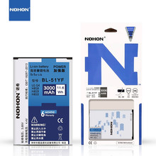 Nohon 3000mAh BL-51YF High Capacity New Battery For LG G4 H810 H815T H818 H818N H819 F500 F500S F500K F500L VS999 Phone Battery(China)