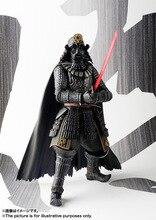 Star Wars Action Figure Darth Vader Sic Samurai Taisho Deuxième Génération PVC FILM Réalisation 170mm Anime Star Wars Jouet cadeau