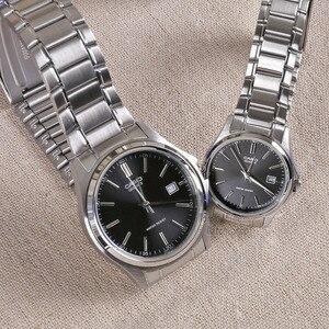 Image 3 - Hommes de Casio montre que couple montre réglée dames de luxe de marque horloge Quartz poignet montre Sport hommes femmes Etanche montres lumineuses paire Design modèle relogio feminino masculino reloj hombre mujer