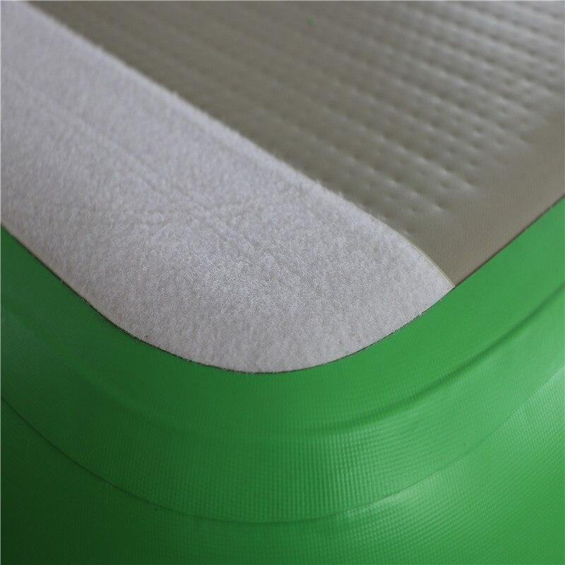 Купить с кэшбэком Fedex shipping 6*1m inflatable air track for home use (Free pump + repair kits)