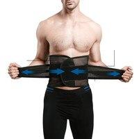 Slimming Belly Support Belt Man Corset Body Shapewear For Men Shaper Faja Hombres Para Abdomen Waist