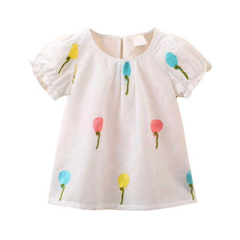 Maple Leaf Baby T-Shirt Little Baby Cotton T Shirts Fashion Tops for 6M-2T Baby