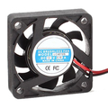 2016 New 3 Pcs 4cm 2 Pin DC Brushless 12VDC 0.10A CPU Cooler Cooling Fan