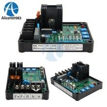 GAVR-8A Универсальный АРН плата генератора автоматический регулятор напряжения модуль 90-480 В AC макс чувствительный вход EMI 8A mp предохранитель DIY KIT